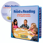 Road to Reading Reading Intervention, Early Literacy for PreK-3