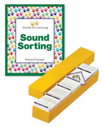 Complete Sound Sorting with Pictures Kit