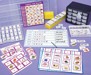 Phonics Lessons</I> Manipulative Kit: First Grade