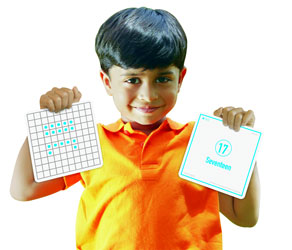 Sensational Math™ How Many?™ Subitizing Activity Cards